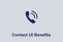 Contact UI icon