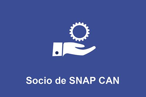 Socio de SNAP CAN