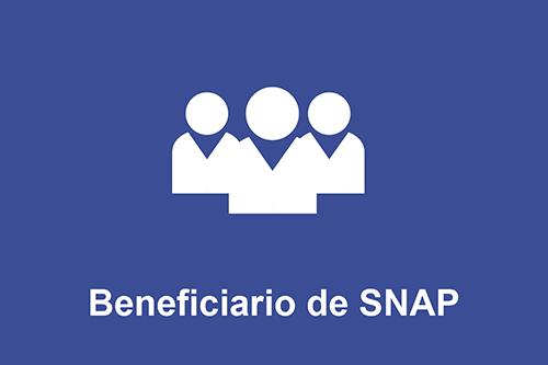 Beneficiario de SNAP