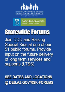 Statewide Forums Join Ddd And Raising Special Kids At One Of Our 51 Public