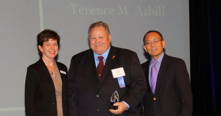 MCC Hall of Fame – Alumni Achievement Award (OIG Chief Terry Azbill)