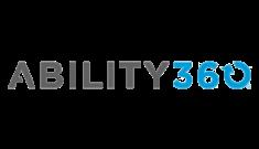 Logotipo de Ability 360
