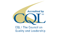Logotipo de Council on Quality and Leadership