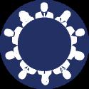 Icono de consejos y comités