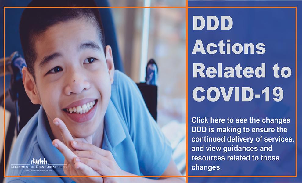 DDD COVID Response