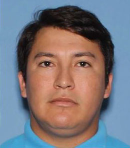 Wanted - Eduardo Garnica Carrillo