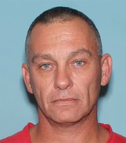 Wanted - James Todd Striegel