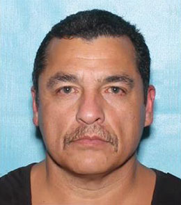 Wanted - Richard Olivas