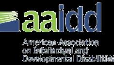 Logotipo de la Asociación Americana de Discapacidades Intelectuales y del Desarrollo