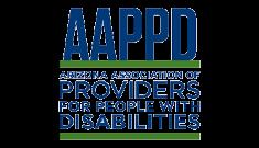 Logotipo de AAPPD