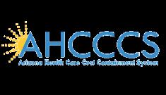 Logotipo del Sistema de Contención de Costos del Cuidado de la Salud de Arizona