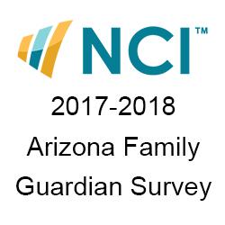 2017-2018 NCI Arizona Family Guardian Survey cover page