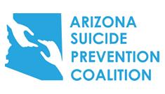 Logotipo de Arizona Suicide Prevention Coalition
