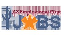 Logotipo de Arizona Employment First Jobs