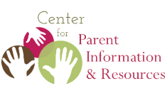 Logotipo del Center for Parent Information and Resource