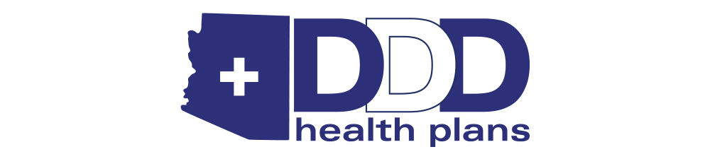 Logotipo del plan de salud DDD