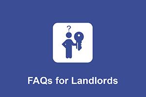Landlords FAQs