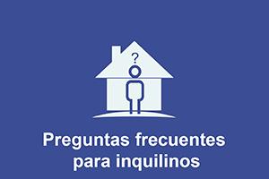 Renters FAQs - Spanish