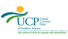 Logo for the website for United Cerebral Palsy of Southern Arizona