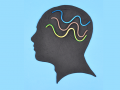 Brain waves scan epilepsy thoughts psychology