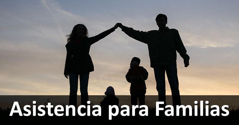 Asistencia para Familias
