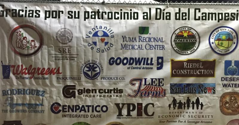 DES participates in the 21st Annual Dia Del Campesino in Yuma