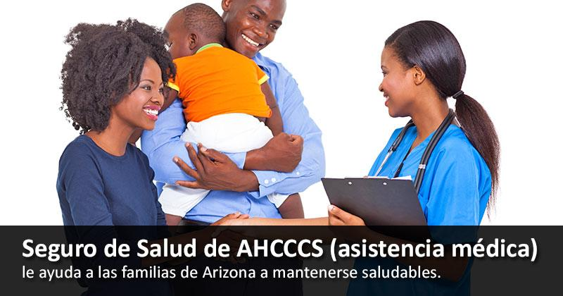 Seguro de Salud AHCCCS - Seguro Medico