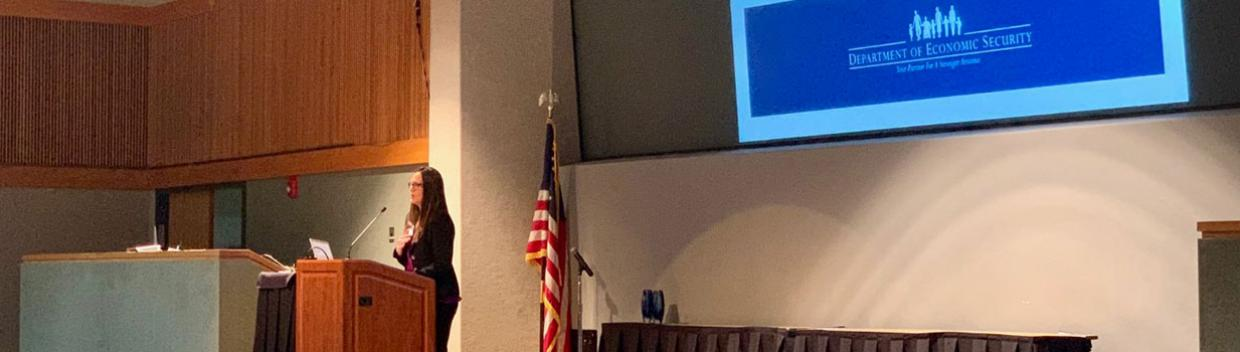 "On June 13, 2019, the Arizona Department of Economic Security (DES) hosted the inaugural World Elder Abuse Awareness Day (WEAAD) Conference, ""Lifting Up Voices."""