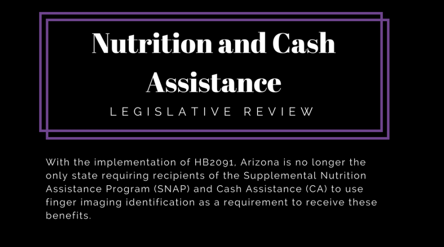 Nutrition and Cash Assistance