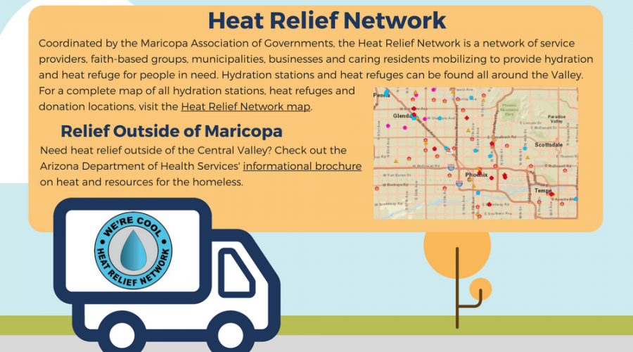Heat Relief Network